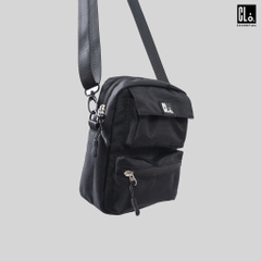 M.B.C Crossbody Bag/ Black