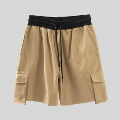 M.B.C Cargo Pocket Short/ Brown