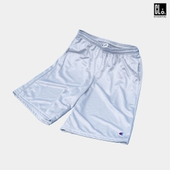 Champion LIFE, Pocket Mesh Shorts - Athletic Grey