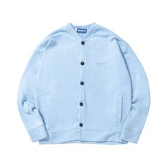 MBC, Cardigan Jacket - Baby Blue