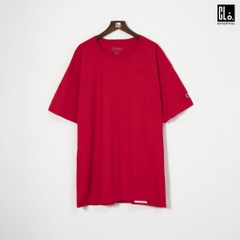 Champion, Tagless Basic Tee/Red