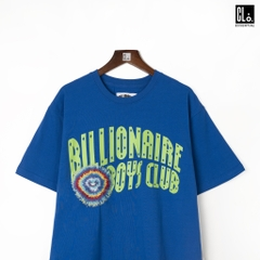 Billionaire Boy Club, BB Tie Dye Arch T-Shirt - Turkish Sea/ Blue