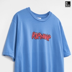 RIPNDIP, Cherry Blossom T-Shirt - Light Blue