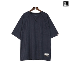 Champion - Originals Soft Wash Pocket Tee - Navy Heahter