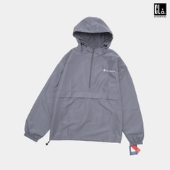 Champion Waterproof Packable Hoodie - Grey
