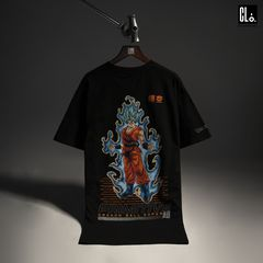 Primitive x Dragon Ball Z, SSG Goku T-Shirt - Black