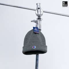 Chamipon, Ribbed Knit Unisex Cap Heather Forest