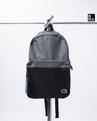 Champion, Heather Black/Grey 21L Script Backpack