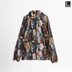 RIPNDIP, Nermaissance Hooded Anorak Jacket / Multi