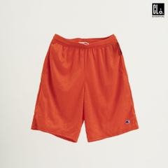 Champion LIFE, Pocket Mesh Shorts/ Orange