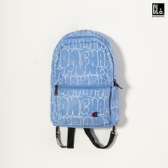Champion, (CH1067 ) Mini Supercize Cross Over Backpack /Blue