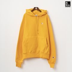 Champion Reverse Weave Hoodie/ Gold