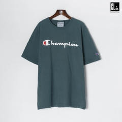 Champion Garment Dyed Printed Short Sleeves T-shirt/ Cactus