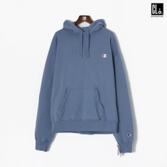 Champion Garment Dyed Hooded Sweatshirt  C /Saltwater