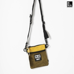 OBEY, Conditions Side Pouch - Yellow BAG