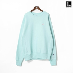Champion LIFE, Reverse Weave Crewneck - Waterfall Green