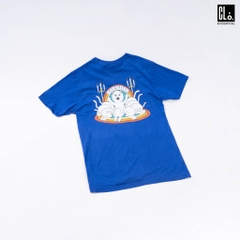 RIPNDIP, Praise T-Shirt - Royal Blue