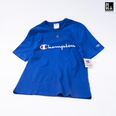 Champion LIFE, Heritage Script Embroidered T-Shirt - Suft The Web