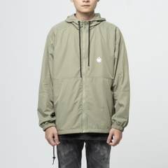 MBC, Focus On Me Hoodie Zipper - Military Green