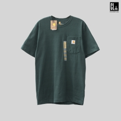 Carhartt Workwear Pocket T-shirt/ Dark Green