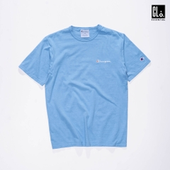 Champion Garment Dyed Short Sleeves T-shirt/ Delicate Blue