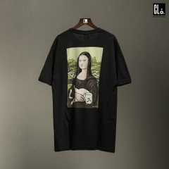 Ripndip Nermal Lisa Pocket T-shirt/ Black