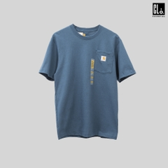 Carhartt Workwear Pocket T-shirt/ Stream Blue
