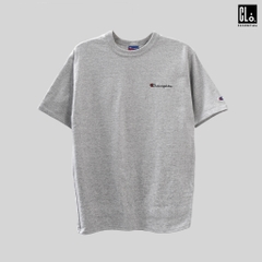 Champion Heritage Embroided T-shirt/ Gray