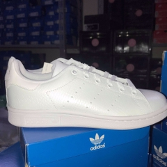 [DB2853] K ADIDAS STAN SMITH ALL WHITE SNAKE SKIN