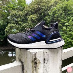 [EG4861] W ADIDAS ULTRABOOST 20 J CORE BLACK