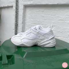 [AV4789-101] M NIKE M2K TEKNO ALL WHITE