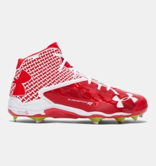 [1264164-611] M UNDER ARMOUR DECEPTION MID RED
