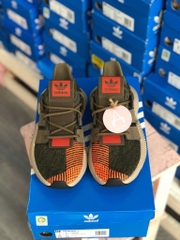[AQ0509] K ADIDAS PROPHERE OLIVE ORANGE BROWN
