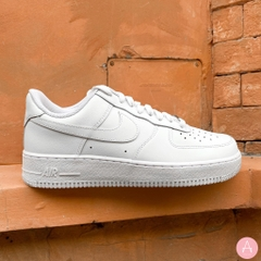 [CW2288-111] M NIKE AIR FORCE 1 LOW ALL WHITE '07
