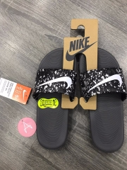 [819358-004] K NIKE KAWA PRINT GREY DOTS WHITE