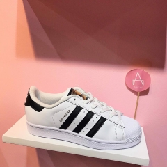 [C77153] W ADIDAS SUPERSTAR GOLD LABEL