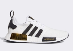 [EG5662] M ADIDAS NMD R1 METALLIC GOLD WHITE