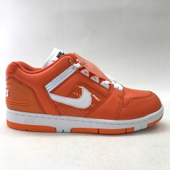 [AA0871-818] M NIKE SB AIR FORCE 2 LOW SUPREME ORANGE