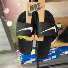 [832646-010] M NIKE KAWA ALL BLACK