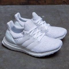 [BB3047] K ADIDAS ULTRABOOST 3.0 ALL WHITE