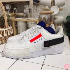 [BQ4793-100] K NIKE AIR FORCE 1 TYPE N.354 SUMMIT WHITE