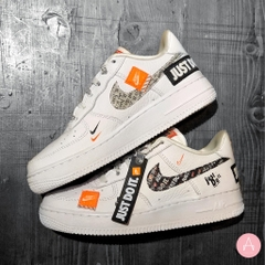 [AR7719-100] M NIKE AIR FORCE 1 JDI JDI JDI PACK