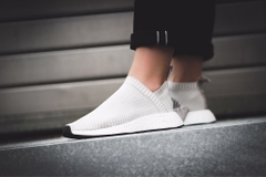 [BA7213] W ADIDAS NMD CS2 WHITE GREY
