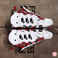 [BV2520-100] M NIKE AIR UPTEMPO MONEY HABANERO RED