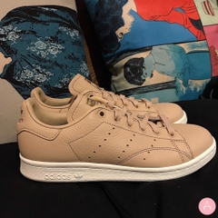 [BD8056] W ADIDAS STAN SMITH BEIGE WHITE