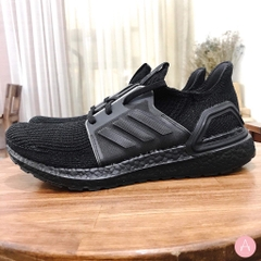 [EF1345] W ADIDAS ULTRABOOST 19 TRIPLE BLACK