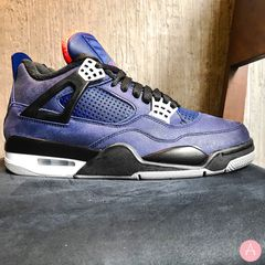 [CQ9597-401] M JORDAN JORDAN 4 RETRO WINTERIZED LOYAL BLUE