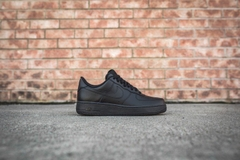 [315122-001] M NIKE AIR FORCE 1 ALL BLACK