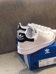 [F34330] K ADIDAS STAN SMITH CUOCK AYAKKABI BLACK