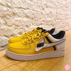 [CI0061-700] M NIKE AIR FORCE 1 LOW 07 LV8 YELLOW WHITE
